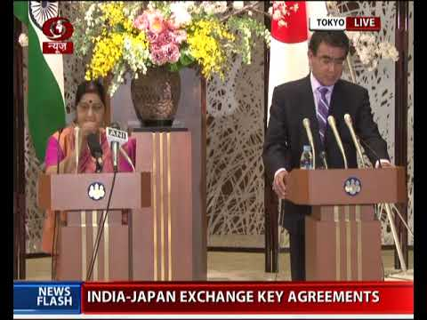 9th India-Japan strategic dialogue