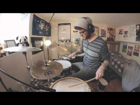 "Evan Chapman - ""Are We There Yet"" By Dumbfoundead (Drum Cover) *HD*"