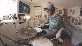 """Evan Chapman - """"Are We There Yet"""" by Dumbfoundead (Drum Cover) *HD*"""