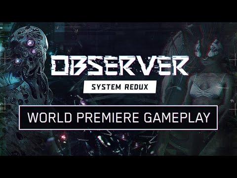 Observer System Redux - First Look Next-Gen Gameplay (4K 60FPS) 2020