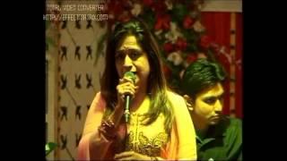 Anand Palwankar & Bela Sulakhe singing...kya mausam hai....