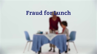 OneMain Financial Presents: M is for Money - Fraud for Lunch