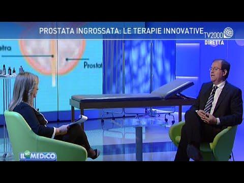 Il mio medico - Prostata ingrossata: le terapie innovative
