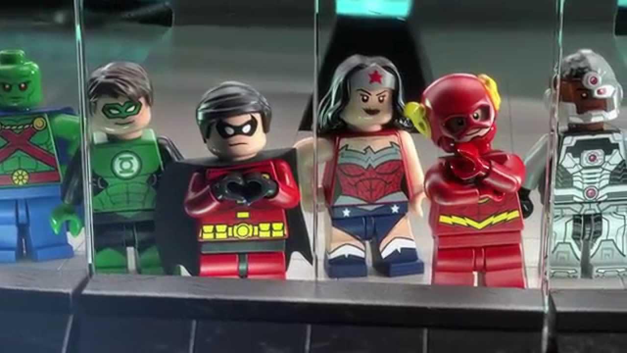 batcave minikits lego batman 3