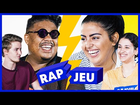 Youtube: Marwa Loud vs Naza – Rap Jeu #8 avec Lyna & Thomas