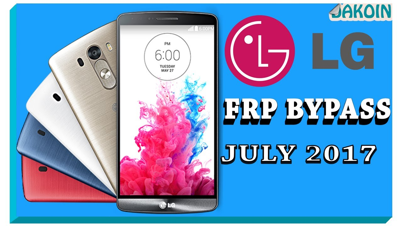 🔓New FRP Bypass for LG July 2017( no software needed!!!)🔓