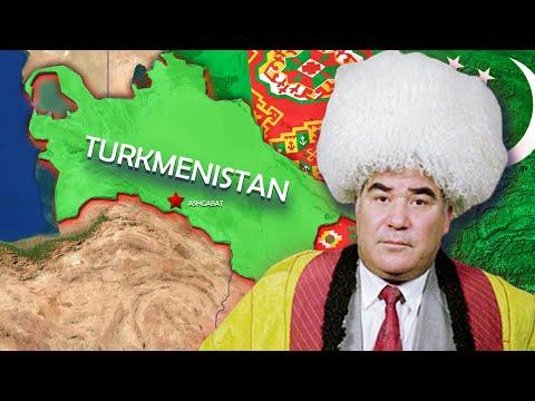 Turkmenistan: la dittatura più STRANA al mondo?