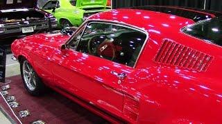 1967 Ford Mustang 428 CJ At Autorama 2015