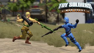 Toy Soldiers: War chest - Launch Trailer (PC, Xbox One, PS4) [EUROPE]