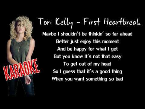 KARAOKE │ Tori Kelly - First Heartbreak │ PIANO
