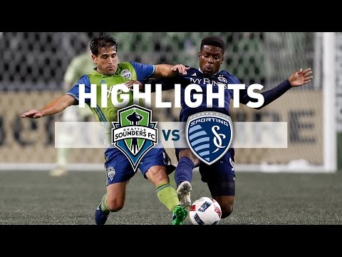 Highlights: Seattle Sounders FC vs Sporting Kansas City | 2016 MLS Cup Playoffs