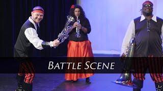 Battle Scene | Alias Brass Company #brass #brassquintet #piratesofthecaribbean