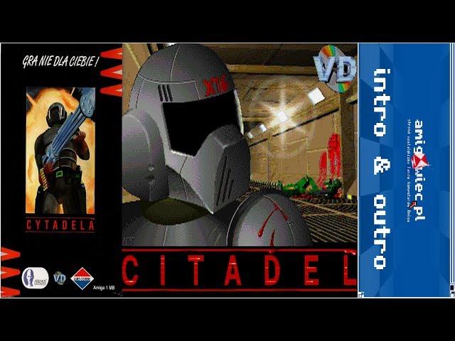 Cytadela | Amiga Intro & Outro PL