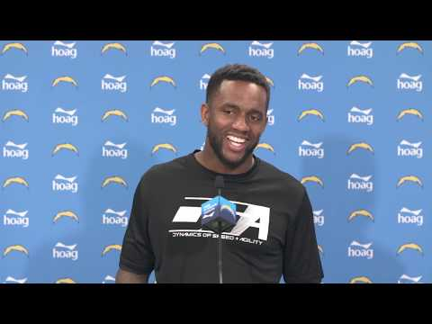 Casey Hayward on Preparing for the Cold Pittsburgh Weather