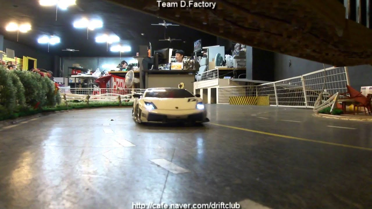 Merveilleux RC Drift No.2   Lamborghini Gallardo LP560 4   YouTube