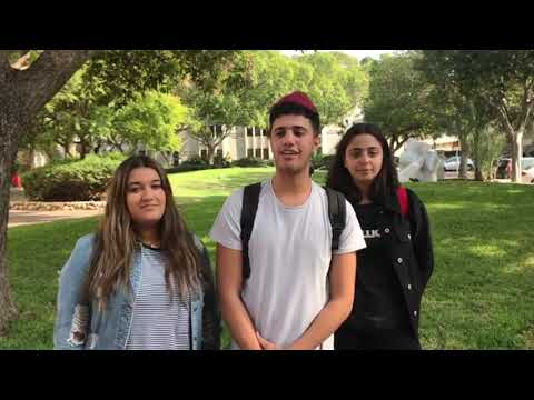 Israel Experience Student Interviews 5779- Hillel Yeshiva High School