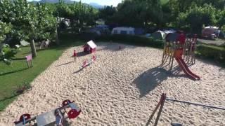 Camping Larrouleta Aquazone Wipeout
