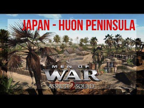 Men of War: Assault Squad 2 - [Japan] - Huon Peninsula - Chi-Ri