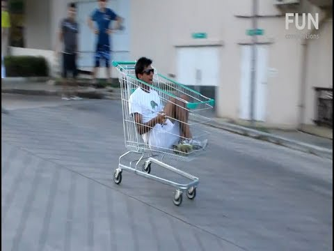 Shopping Cart Fails Compilation