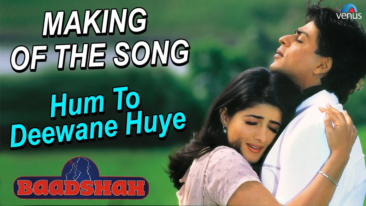 Baadshah - Making Of The Song