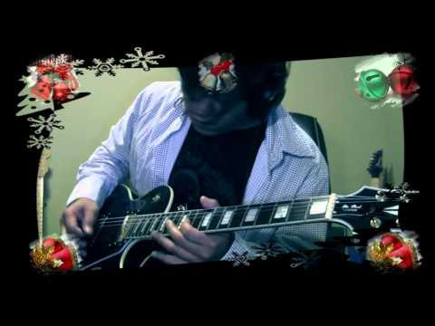 Jingle Bells on a guitar ( free MP3 )