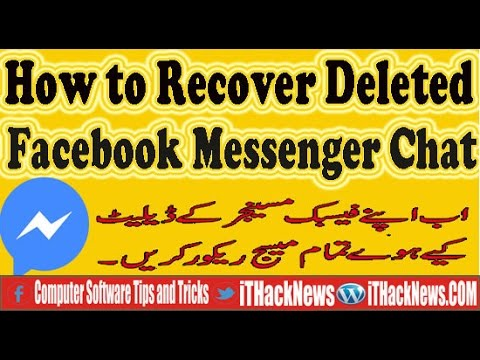 [Solved] Recover Deleted Facebook Messenger Messages from Android