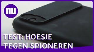 Maakt dit telefoonhoesje een einde aan meekijkers? | Prul of Praal? #54 | NU.nl