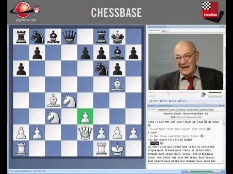 Viktor Korchnoi - My life for Chess Vol.1 - Game against Smyslov