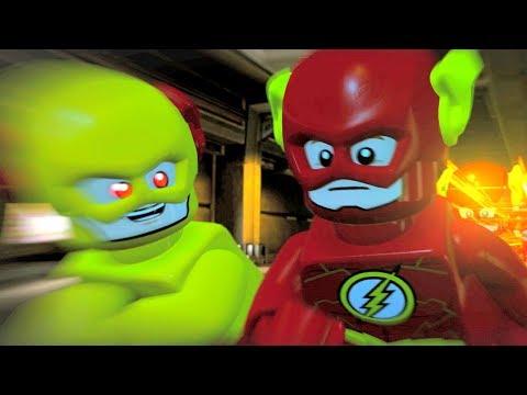 LEGO DC Super-Villains Walkthrough Part 13 - Speedsters Unite