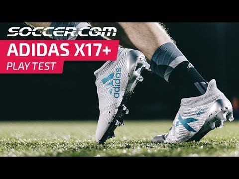 PLAY TEST REVIEW: adidas X17+ Purespeed