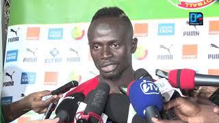 Sadio Mané : «Non, ça ne sera pas facile contre l'Algérie, une équipe qui joue bien au ballon»