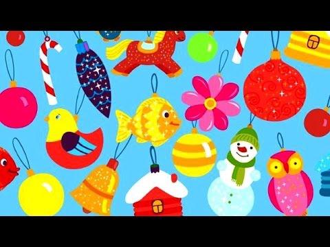 Мультфильм как встречают новый год в разных странах