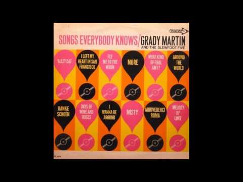 Grady Martin And The Slewfoot Five – Songs Everybody Knows - 1964 - full vinyl album