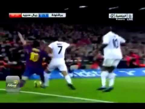 Lionel Messi Epic Fails