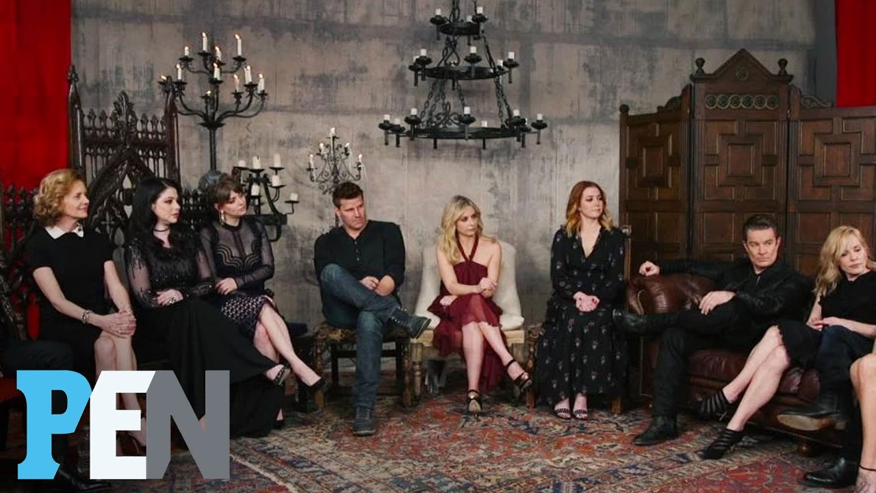 'Buffy The Vampire Slayer' Reunion: The Cast On The Show's Legacy | PEN |  Entertainment Weekly