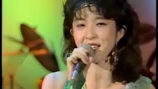 Meiko Nakahara - live on All Night Fuji (Fuji TV), 1983.