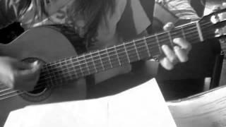 Κρυφά-Μιχάλης Χατζηγιάννης  (Guitar Cover)