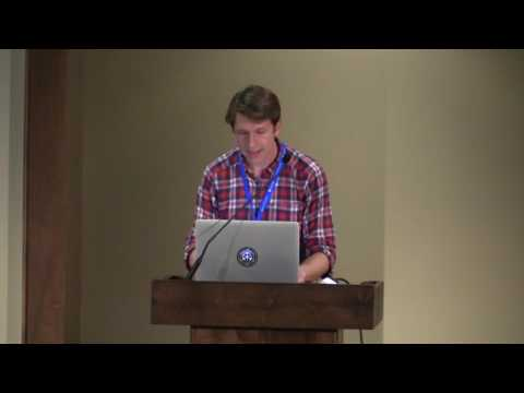 Machine Learning for Time Series Data in Python | SciPy 2016 | Brett Naul