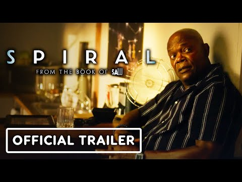 Spiral: From the Book of Saw trailers
