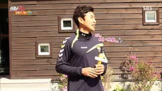 SBS 풋볼매거진골 150501 장예원의 위클리풋볼 강원FC 1탄