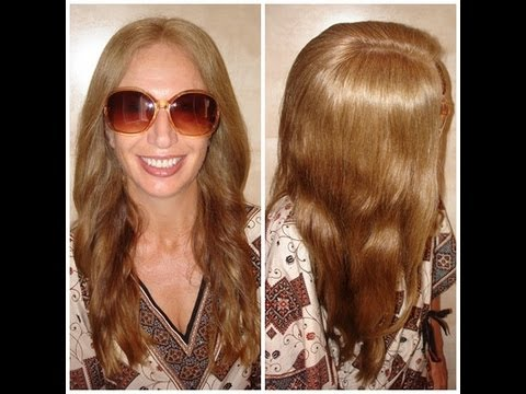 Receta casera con lim n para te ir el pelo de color rubio - Como aclarar el pelo en casa ...