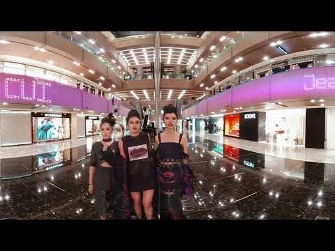 Raffles Singapore presents PRISM - A Virtual Reality Fashion Show for Paragon Shopping Centre