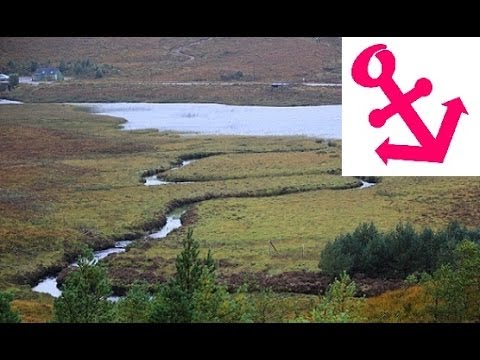 [Full HD] Tip Hiking Trail Near Gairloch In The Scottish Highlands At Am Feur-Loch