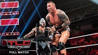 FULL MATCH - Rey Mysterio vs. Randy Orton – Chairs Match WWE TLC 2018