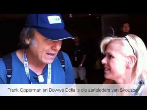 Frank Opperman en Dowwe Dolle by Skouspel