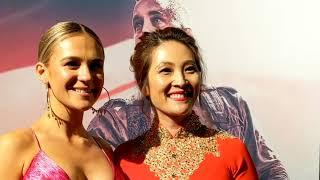 Danger Close: Battle Of Long Tan Premiere - The Women