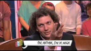 Eric Antoine le tour de magie qui tourne mal