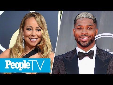 Mariah Carey Reveals Bipolar Disorder Battle, Tristan Thompson's Alleged Cheating Scandal   PeopleTV