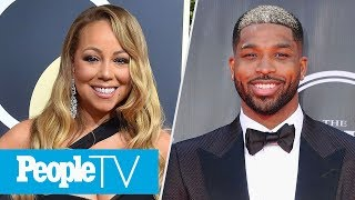Mariah Carey Reveals Bipolar Disorder Battle, Tristan Thompson's Alleged Cheating Scandal | PeopleTV