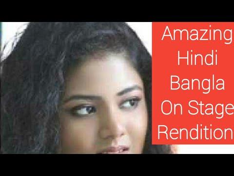 Na Jiya Laage Na By Anwesha Dutta Gupta | Bangla - Hindi